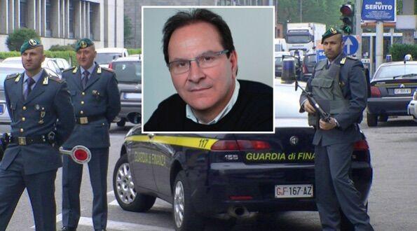 Politica e appalti, divieto di dimora l'ex presidente della Provincia di Caserta Angelo Di Costanzo