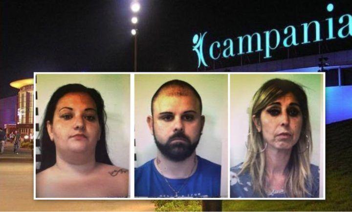 Centro Campania, coppia di Marano e suocera sorpresi a rubare: arrestati