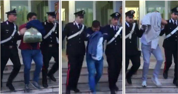 Rapina sventata a Qualiano. Ecco come è stata arrestata la banda