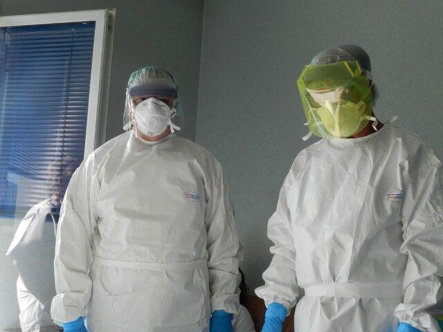 Napoli, all'ospedale San Paolo arriva un paziente con tubercolosi e si infettano tre dipendenti