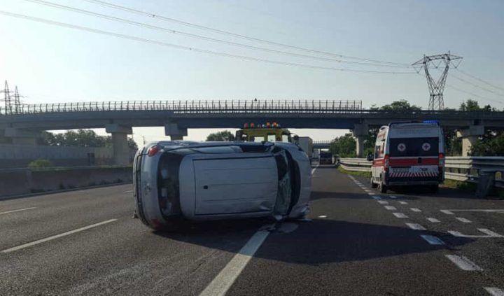 Incidente mortale in autostrada, Angelo lascia moglie e figlio piccolo