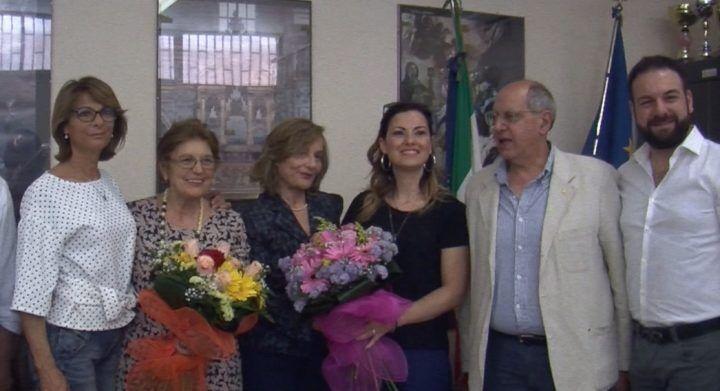 "Aversa. ""Giovani sani"" al Liceo Jommelli con Paisani e Gianni Maddaloni"