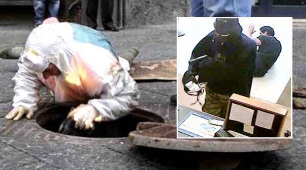 Napoli, colpo della 'banda del buco': dipendenti e cliente sequestati