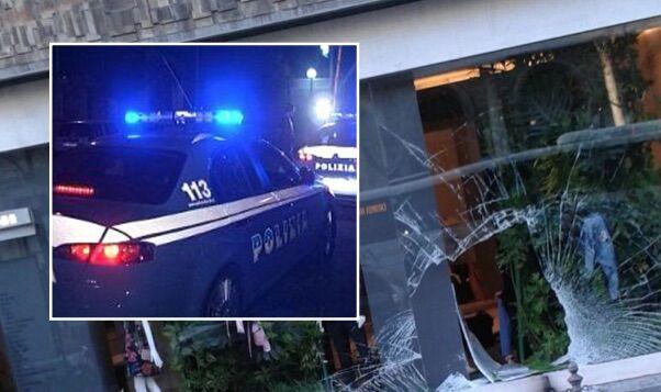Caserta, banda della spaccata in azione: arrestati tre napoletani