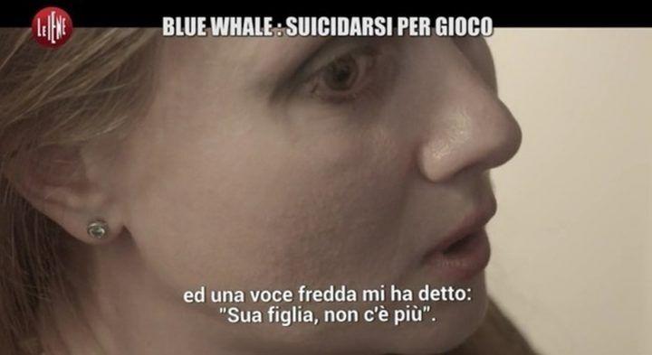 """Le Iene, ancora """"Blue Whale"""". La Polizia: """"E' tutto reale"""". VIDEO"""