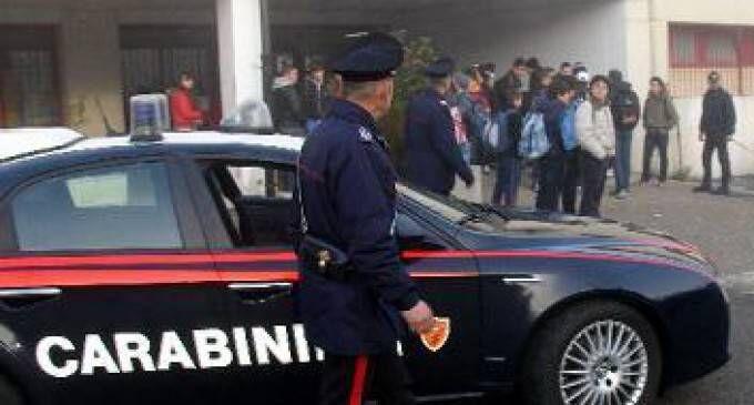 Villaricca, arrestato giovanissimo pusher fuori al liceo Cartesio