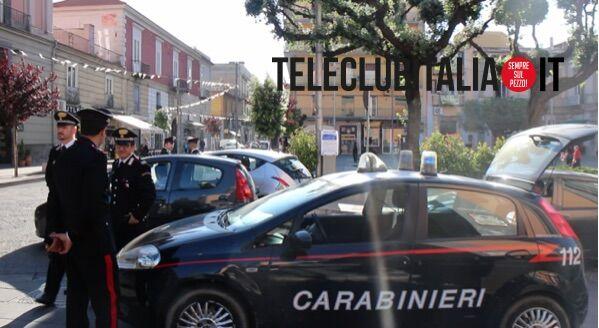 Controlli dei carabinieri di Giugliano: denunce e sequestri. Ai domiciliari Luigi Pennacchio
