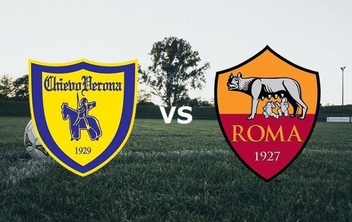 Dove vedere Chievo – Roma: streaming gratis live, diretta tv