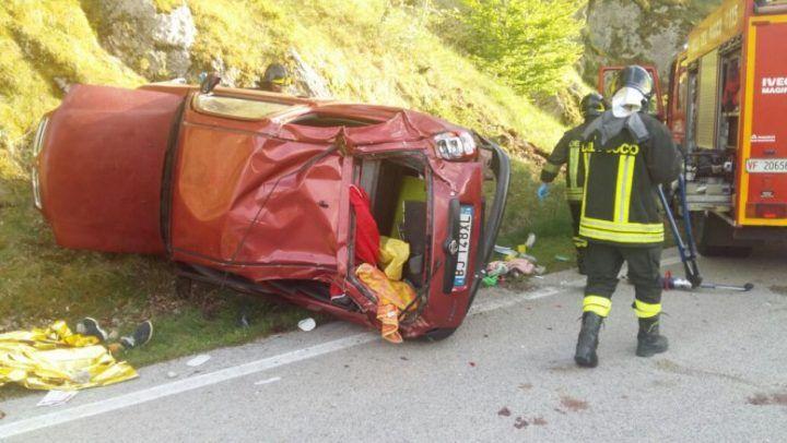Campania, tragico incidente nel Matese: muore Claudio Benvenuto
