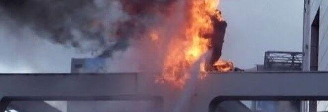 Sarno, la compagna lo lascia e lui si dà fuoco: morto Domenico Cordella
