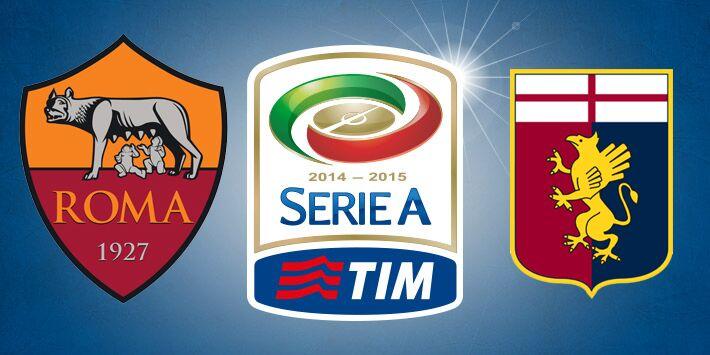 Dove vedere Roma – Genoa: streaming gratis, diretta tv live