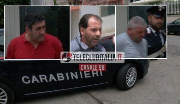 Casoria, sorpresi a ricettare connettori da 2 milioni di euro: arrestati in tre dai carabinieri di Giugliano