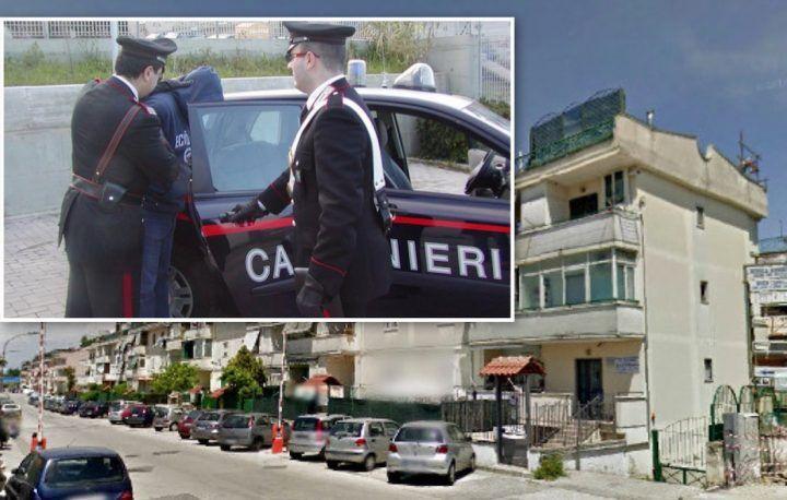 Giugliano, carabinieri arrestano pregiudicato alla GB Futura