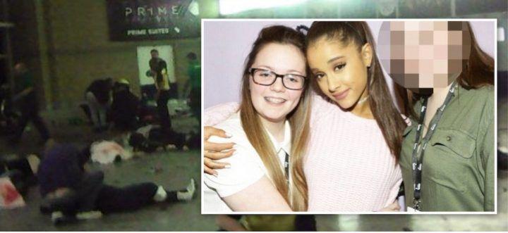 Attentato a Manchester, Georgina Callander è la prima vittima. Foto con Ariana Grande