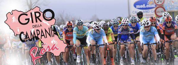 Giro della Campania in Rosa, domani chiusa la Domitiana