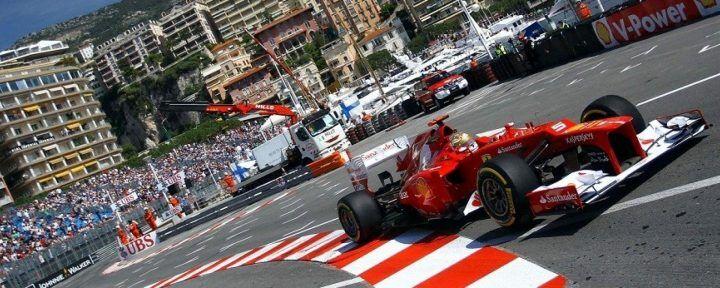 Gp Montecarlo F1: diretta streaming gratis su Rai 2