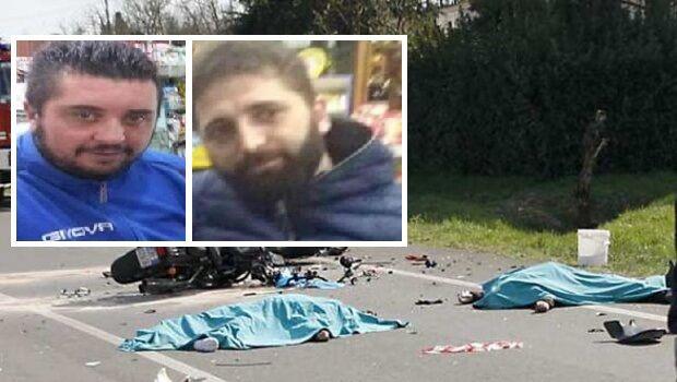 Grazzanise, incidente in moto: morti due giovani