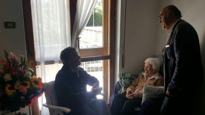 Aversa, i primi 102 anni di nonna Ida