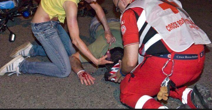 Grave incidente a Cancello: coinvolti due ciclisti. Ricoverati in gravi condizioni