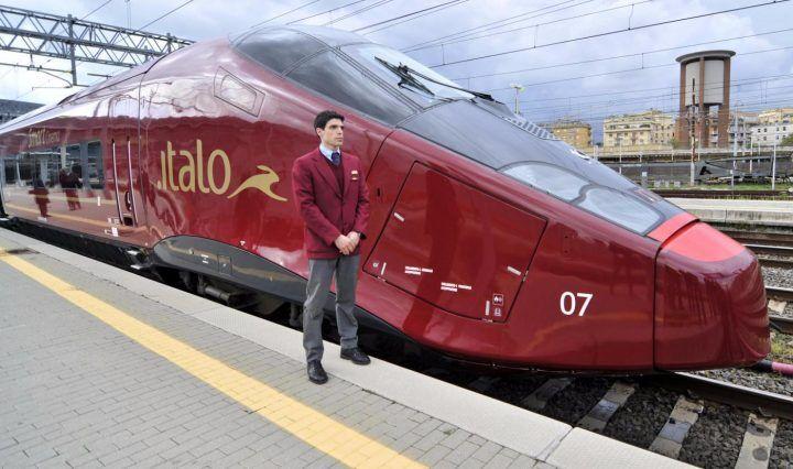 Treno italo bloccato a pochi chilometri dalla stazione, disagi tra i passeggeri