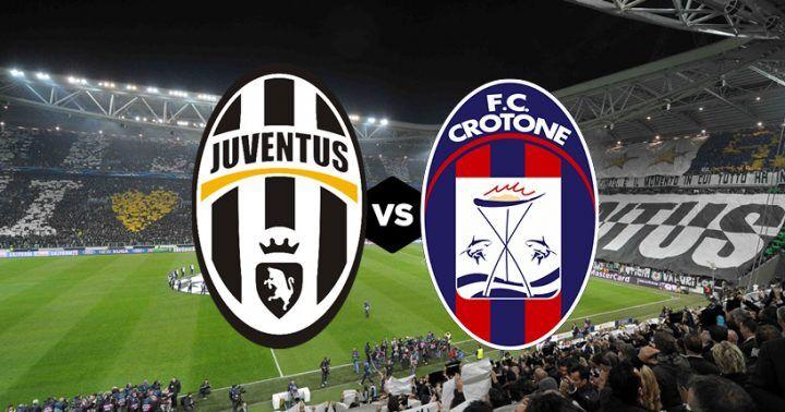 Dove vedere Juventus – Crotone: streaming gratis, diretta tv live