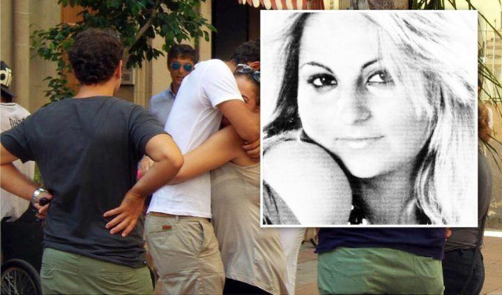 Lucia Caruso, gli attimi prima di morire: quel bacio lanciato all'intero quartiere