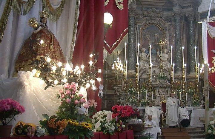 Madonna della Pace, terminano i sette lunedì per Maria
