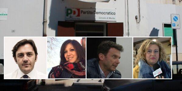 """Elezioni Melito, Pd con Amente? Oggi il voto degli iscritti. Mastropasqua: """"Contraria"""". Silenzio di Carpentieri"""