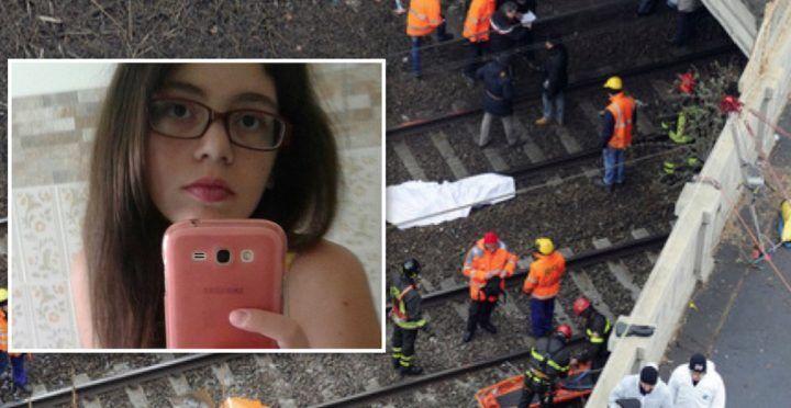 Choc a Messina, Serena Antonuccio muore a 13 anni travolta da un treno