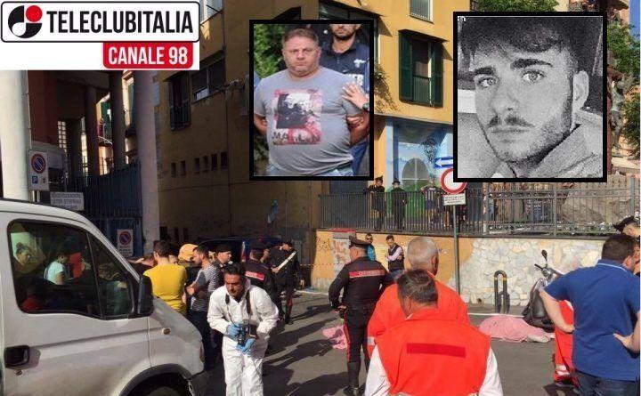 Napoli, doppio omicidio a Miano: uccisi i Carlo Nappello. FOTO E VIDEO
