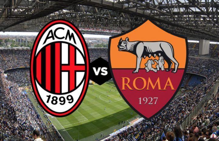 Milan Roma: streaming gratis, diretta tv. Dove vederla
