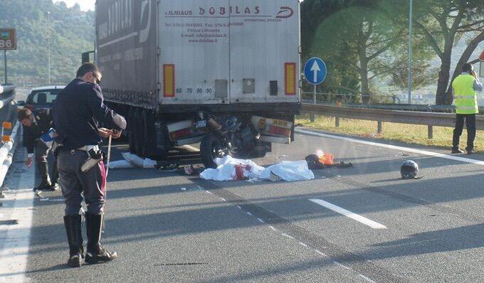 Tragico incidente nel salernitano, Michele Trezza è morto in ospedale