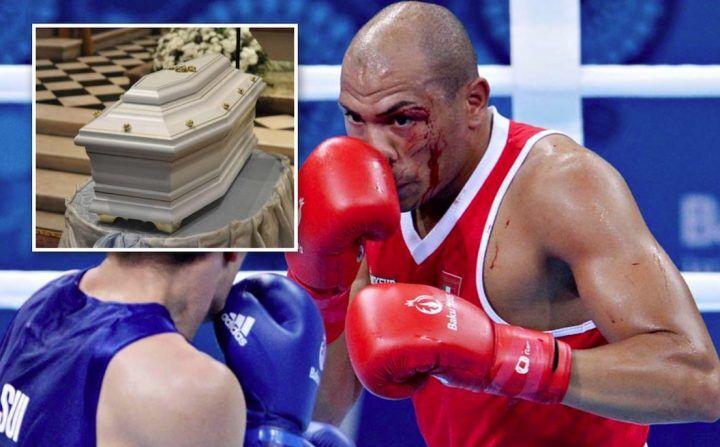 Perde li figlio ma reagisce: il pugile Valentino Manfredonia vince l'oro in Bielorussia