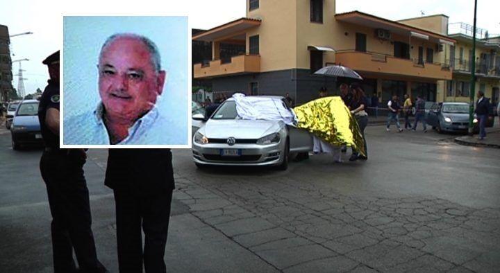 Omicidio nel Napoletano: 72enne ucciso a colpi di pistola