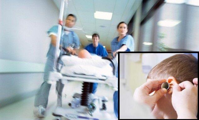 Clinicamente morto il bambino malato di otite
