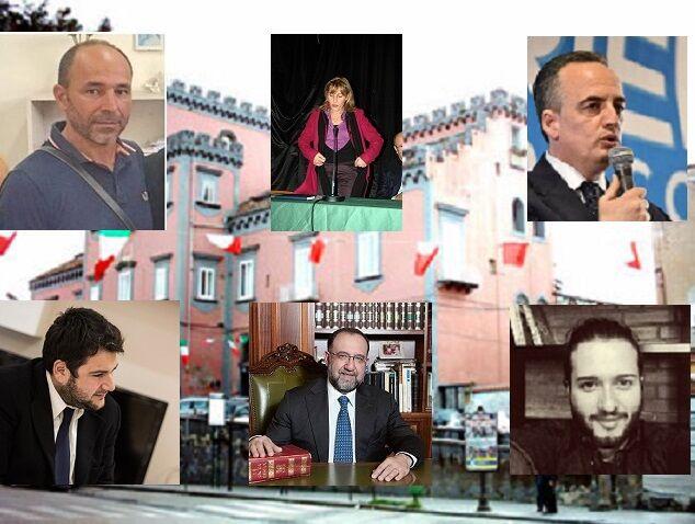 Sant'Antimo, elezioni comunali. Parlano i sei candidati