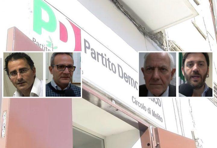 Melito, il Pd sosterrà Amente: dure reazioni contro Carpentieri
