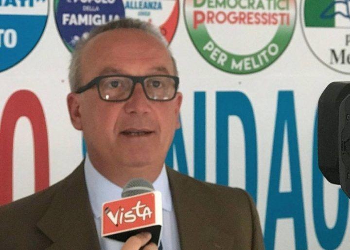 Melito, tour elettorale del candidato sindaco D'Angelo con gli abitanti delle periferie cittadina