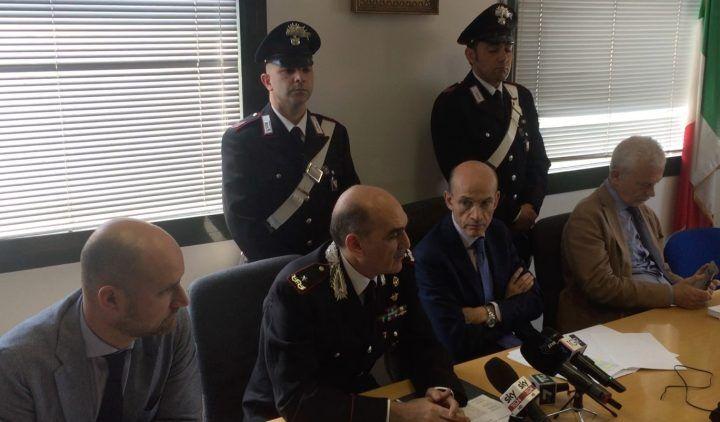 """Arresto fratelli Cesaro, la Procura: """"Connubio malavitoso con i Polverino"""""""