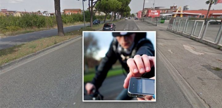 Villaricca, 14enne sotto choc: esce da scuola e gli rubano lo smartphone