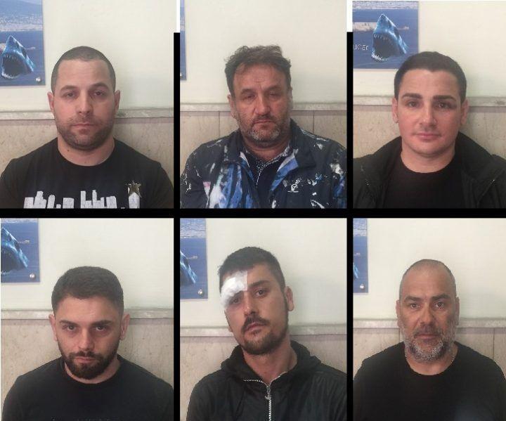 Napoli, assalto alla tabaccheria: presi tutti i ladri. Ecco i nomi. VIDEO