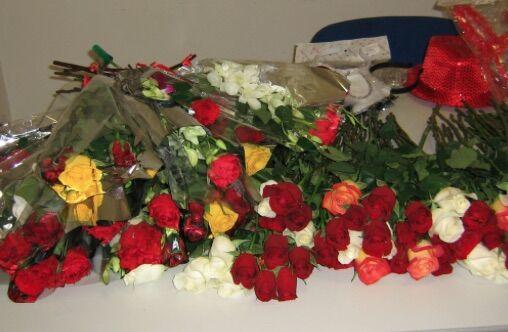 Festa della mamma, rose sequestrate e multe salate agli abusivi