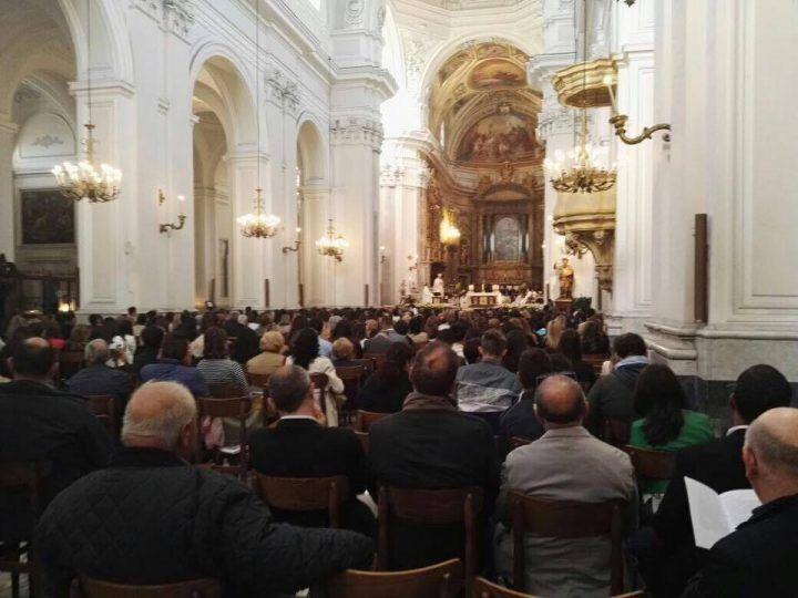 Giugliano, grande festa per la consacrazione di don Alessandro Miraglia