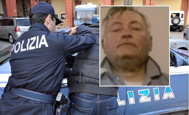 Chiaiano, poliziotti pedinano la compagna ed arrestano latitante