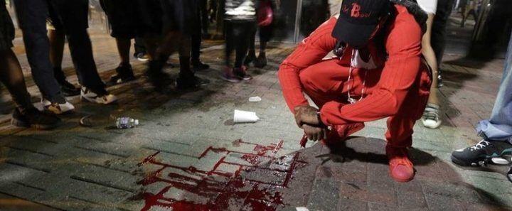 Aversa, uomo trovato a terra in una pozza di sangue nei pressi della metro