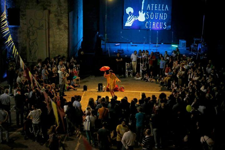 Succivo, al via l'Atella Sound Circus
