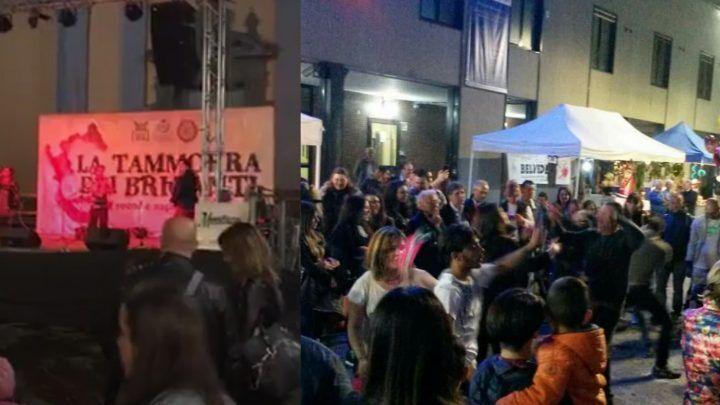 """""""La Tammorra dei Briganti"""" a Giugliano: questa sera degustazioni e musica live nel centro storico"""