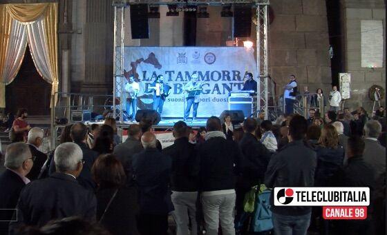 Tammorra dei Briganti, gran finale ieri a Giugliano per la kermesse dedicata ai suoni e ai sapori del sud