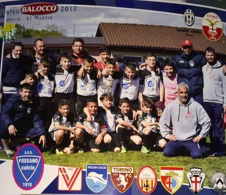 Calcio giovanile, ASD Villaricca: i pulcini 2006 vincono la V edizione del trofeo Balocco