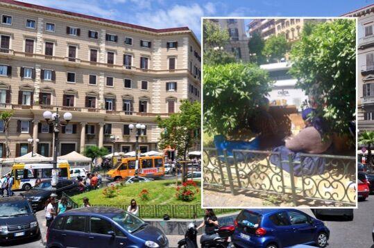 """Napoli, Vomero contro i rom: """"Non ne possiamo più! Scene da terzo mondo"""""""